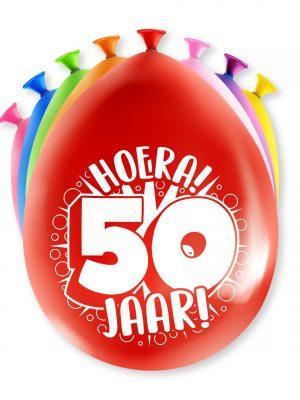 Party Ballonnen - 50 jaar