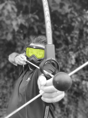 Archery tag / attack huren